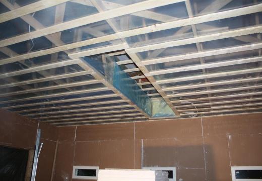 innertak garage plåt